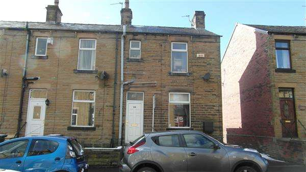 2 Bedrooms End Of Terrace House for sale in Mortimer Avenue, Healey, Batley