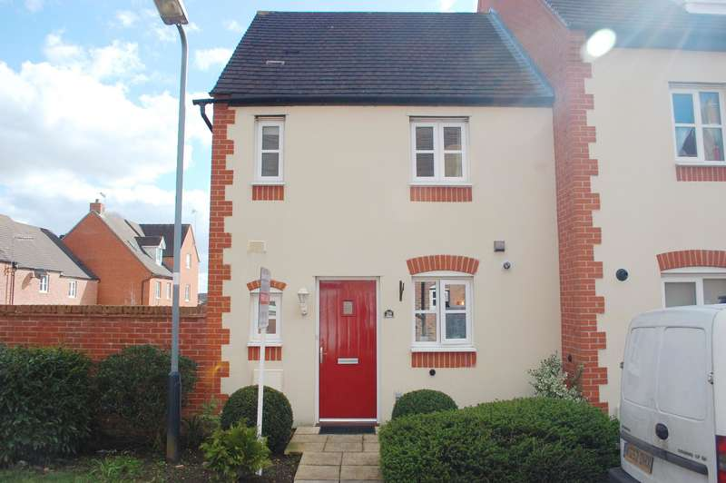 2 Bedrooms End Of Terrace House for sale in Old School Mead, Bidford on Avon, B50