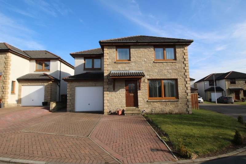 4 Bedrooms Detached House for sale in Henge Gardens, Glenrothes, KY7