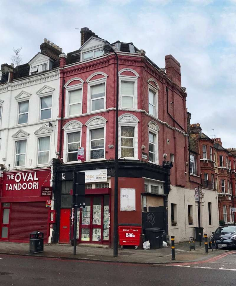 Retail Property (high Street) Commercial for sale in Brixton Road, Brixton, London, SW9 6BP