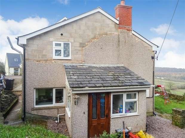 3 Bedrooms Semi Detached House for sale in Ruardean, Ruardean Hill, Drybrook, Gloucestershire