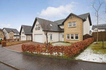 4 Bedrooms Detached House for sale in Glazert Road, Dunlop