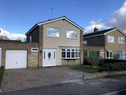 3 Bedrooms Detached House for sale in Byron Close, Stevenage, Hertfordshire, England