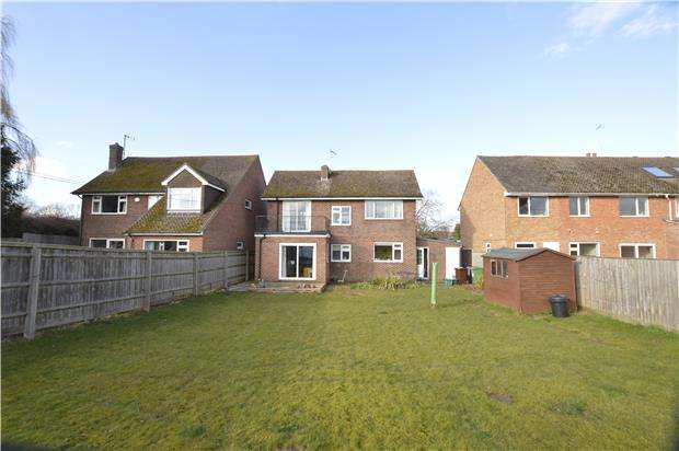 3 Bedrooms Detached House for sale in High Street, Culham, ABINGDON, Oxfordshire, OX14 4NB