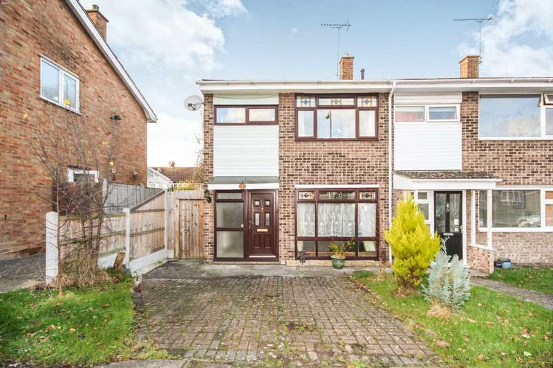 3 Bedrooms End Of Terrace House for sale in Glencree, Billericay