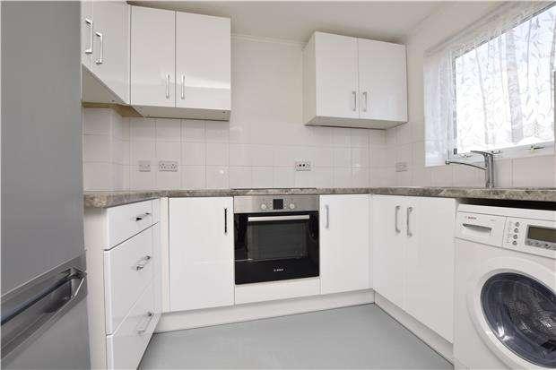2 Bedrooms Flat for sale in Benjamin Close, HORNCHURCH, Essex, RM11 1DA