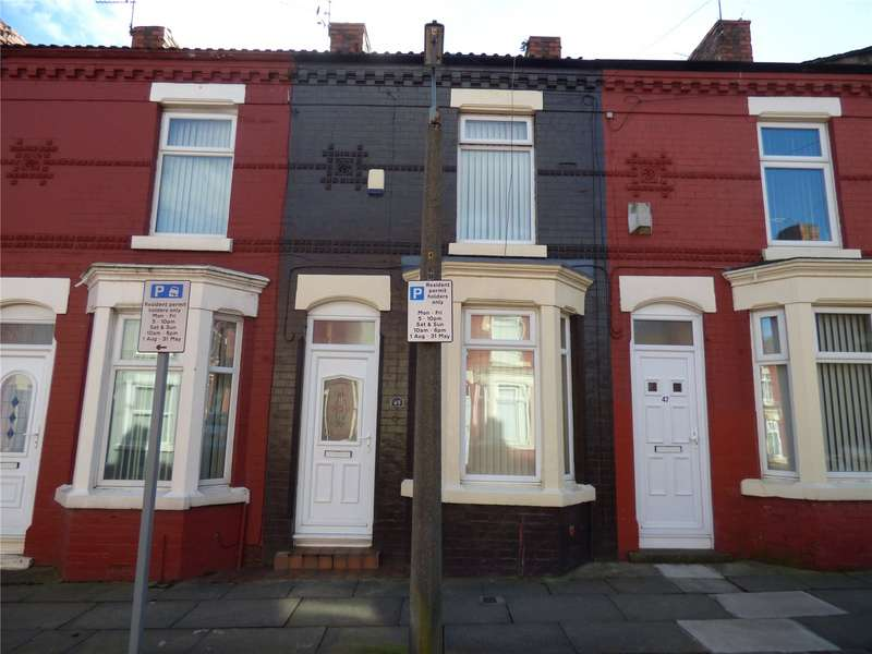 2 Bedrooms Terraced House for sale in Hanwell Street, Liverpool, Merseyside, L6