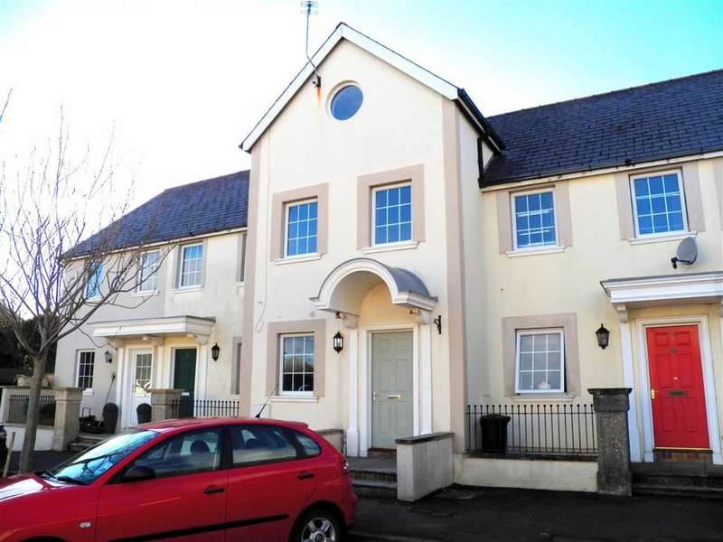 3 Bedrooms Terraced House for sale in Cadogan Close, Johnston, Haverfordwest