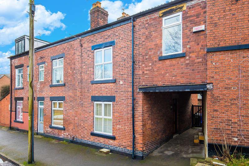 3 Bedrooms Terraced House for sale in Walkley Road, Walkley, S6 2XL