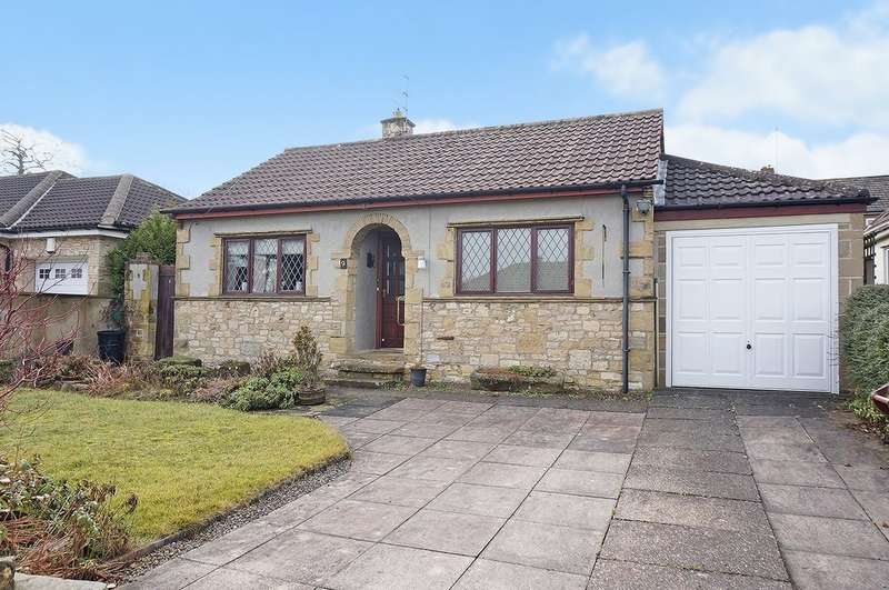 1 Bedroom Detached Bungalow for sale in North Grove Crescent, Wetherby, LS22