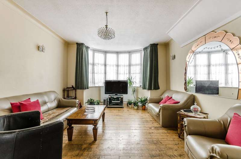6 Bedrooms Semi Detached House for sale in Ashfield Road, Acton, W3