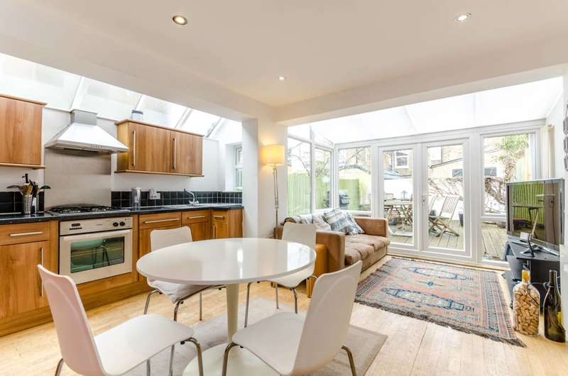 2 Bedrooms Flat for sale in Winchester Street, Acton, W3