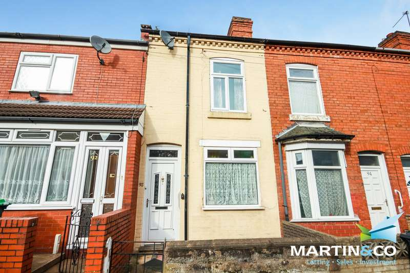 2 Bedrooms Terraced House for sale in Ethel Street, Bearwood, B67