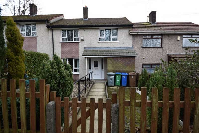 2 Bedrooms Terraced House for rent in Thrum Hall Lane, Shawclough OL12