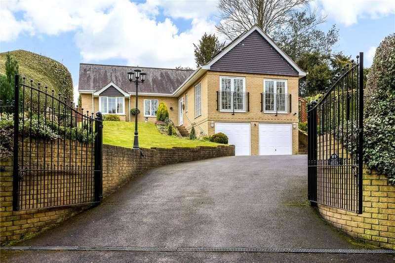 5 Bedrooms Detached House for sale in School Lane, Headbourne Worthy, Winchester, Hampshire, SO23