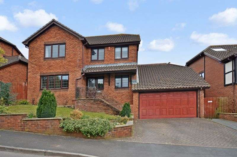 5 Bedrooms Property for sale in Humber Lane, Kingsteignton