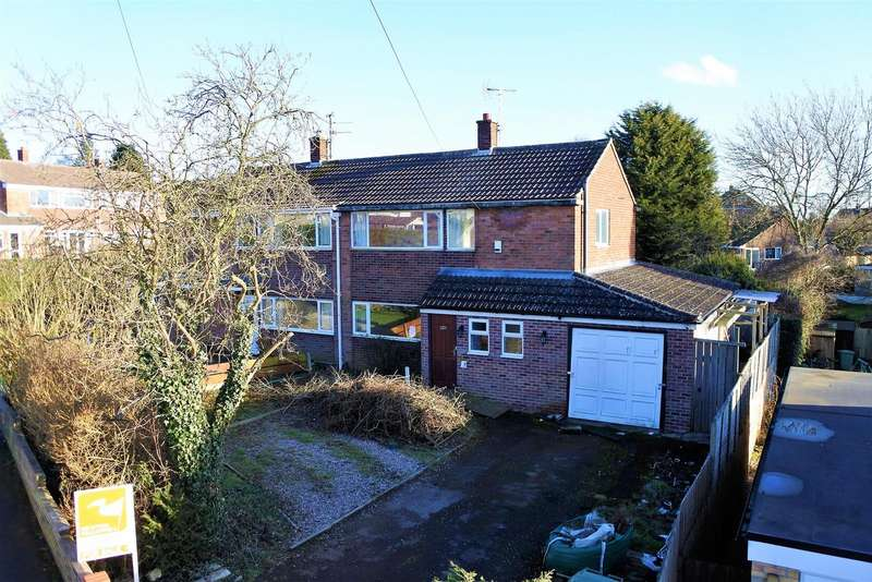 3 Bedrooms Detached House for sale in Saltersford Grove, Grantham