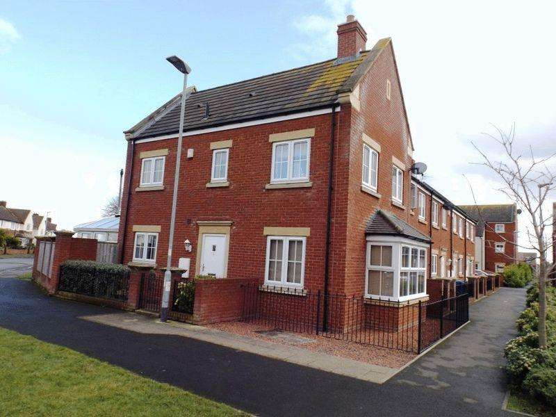 3 Bedrooms Semi Detached House for sale in Turner Square, Morpeth