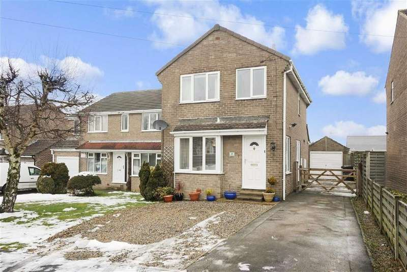3 Bedrooms Detached House for sale in Azerley Grove, Harrogate, North Yorkshire
