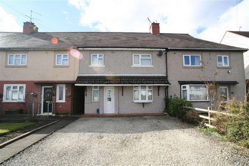 3 Bedrooms Terraced House for sale in Dorlecote Road, Caldwell, Nuneaton, Warwickshire, CV10