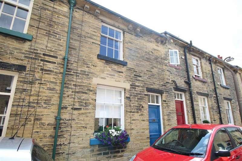 1 Bedroom Terraced House for rent in Edward Street, Shipley
