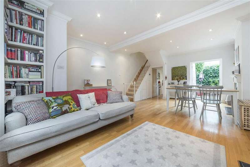 2 Bedrooms House for sale in Evelyn Terrace, Richmond, Surrey