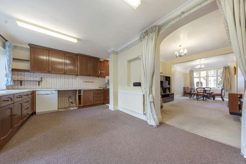 3 Bedrooms House for sale in Crabtree Lane, Fulham, London
