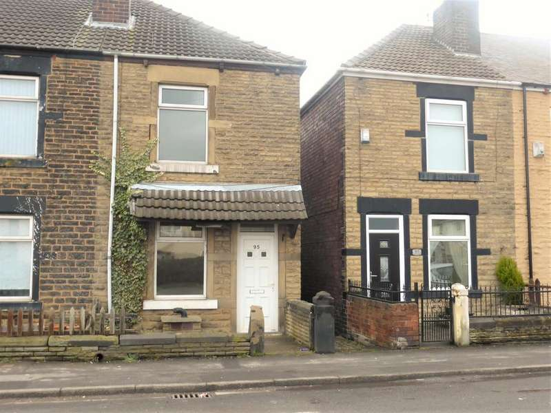 2 Bedrooms Terraced House for sale in Dearne Road, Bolton-upon-Dearne, Rotherham, S63 8JT