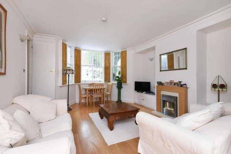 1 Bedroom Flat for sale in Elsham Road, Kensington