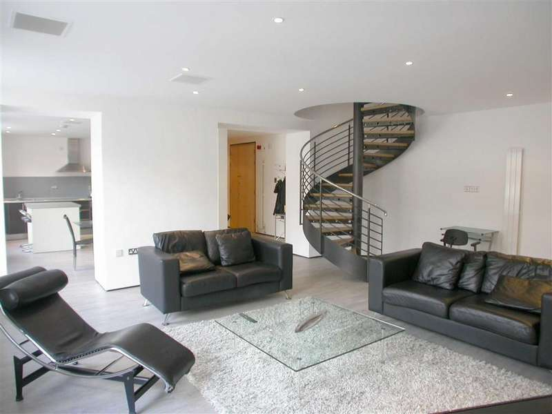 3 Bedrooms Apartment Flat for rent in Grey Street, Newcastle Upon Tyne, Tyne Wear