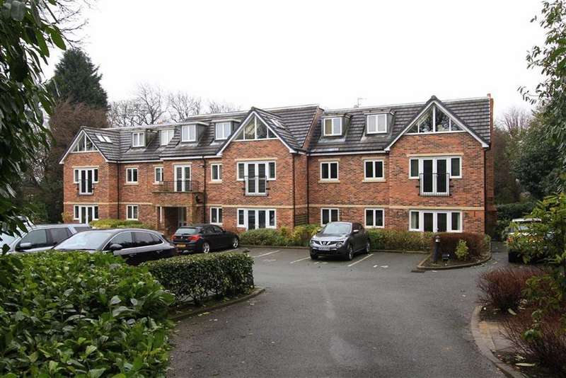 2 Bedrooms Apartment Flat for sale in 5, Norden Lodge, Bamford, Rochdale, OL11