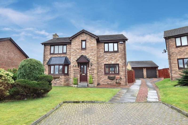 4 Bedrooms Detached Villa House for sale in 21 Craigholm Road, Ayr, KA7 3LJ