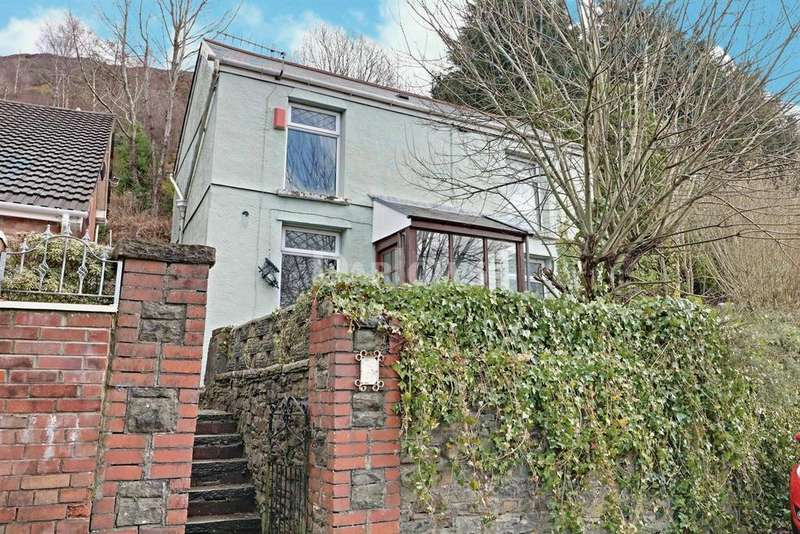 2 Bedrooms Detached House for sale in Wengraig Rd, Tonypandy