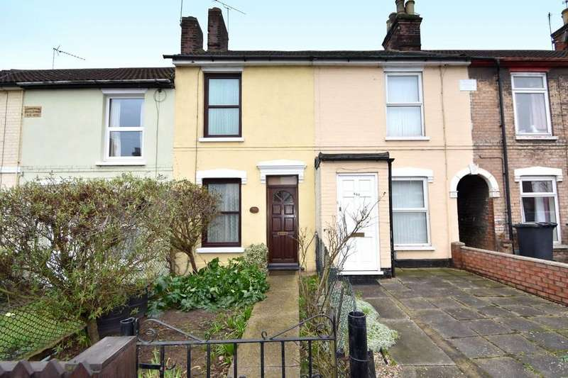 2 Bedrooms Terraced House for sale in Bramford Road, Ipswich, IP1 5AU