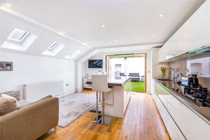 5 Bedrooms Terraced House for sale in Coniger Road, Peterborough Estate, Fulham, London, SW6
