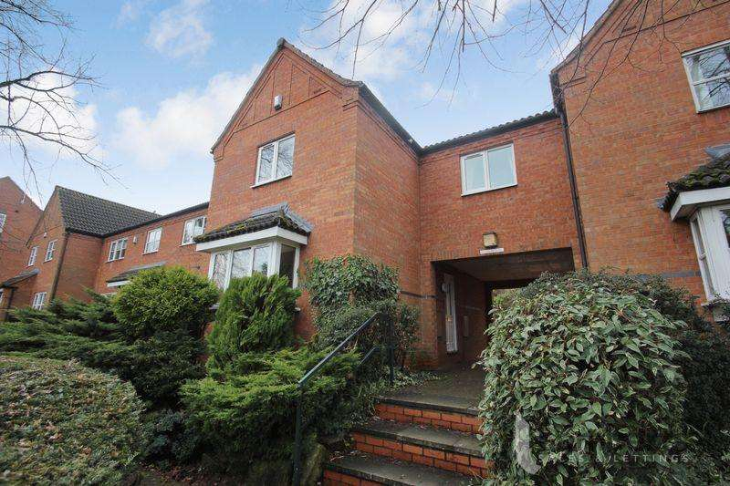 3 Bedrooms Terraced House for sale in Old Vicarage Gardens, Studley