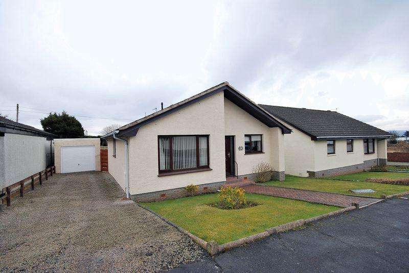 3 Bedrooms Detached Bungalow for sale in 57 Ashgrove Avenue, Maybole, KA19 8BJ