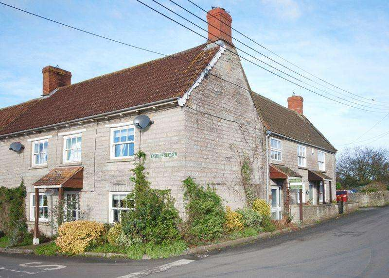 2 Bedrooms Semi Detached House for rent in The Cross, Baltonsborough