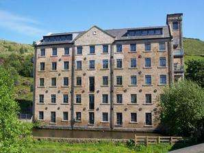 3 Bedrooms Apartment Flat for rent in Woodhouse Mill, Woodhouse Road, Todmorden OL14