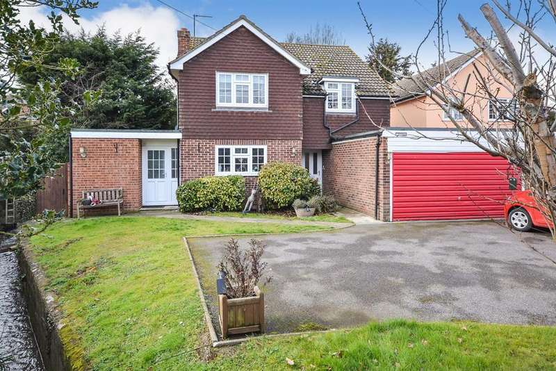 4 Bedrooms Detached House for sale in Woodham Walter