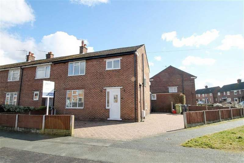 3 Bedrooms End Of Terrace House for sale in Ash Road, Sandiway