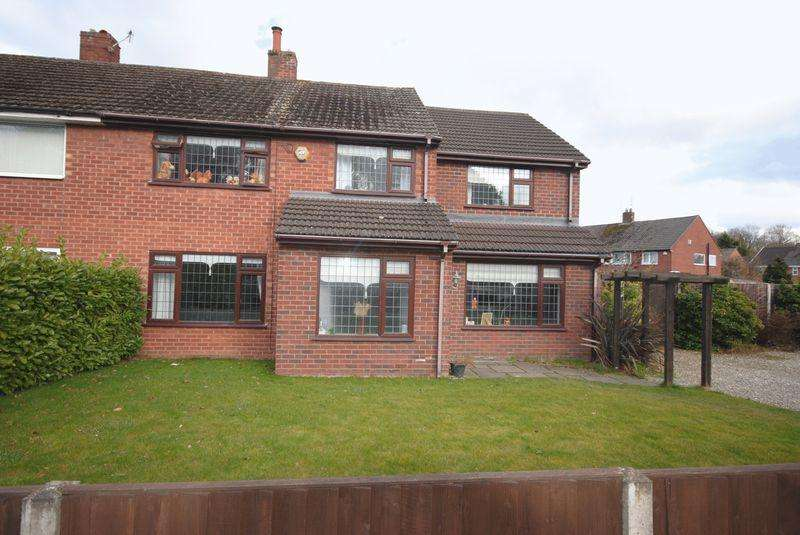 4 Bedrooms Semi Detached House for sale in Whitewell Drive, Upton