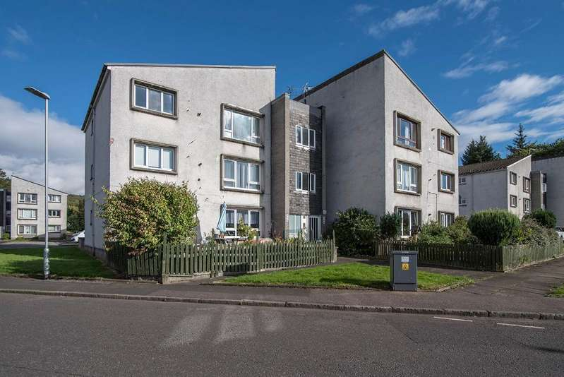 3 Bedrooms Flat for sale in Avenue Park, Bridge of Allan, Stirlingshire, FK9 4JB