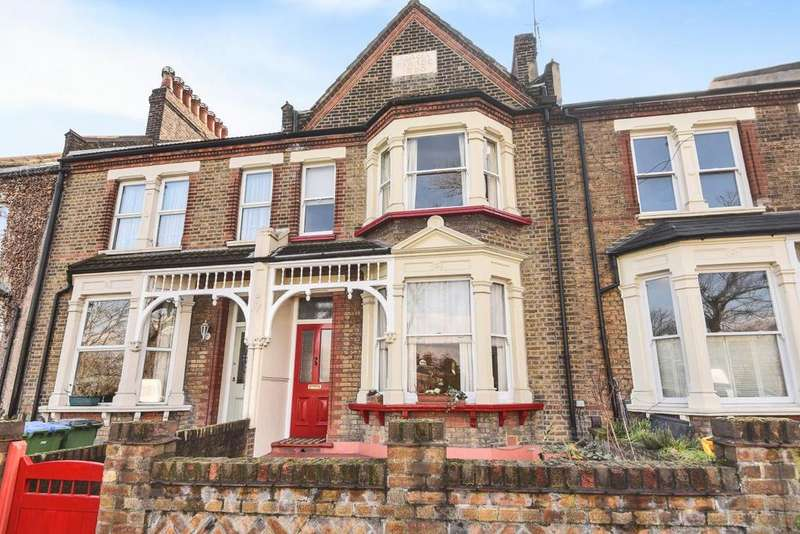 3 Bedrooms Terraced House for sale in Plumstead Common Road, Plumstead Common