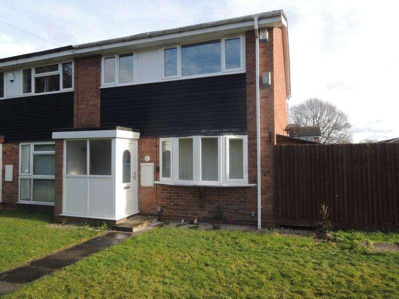 3 Bedrooms End Of Terrace House for rent in Greenway, Handsworth Wood, Birmingham, B20 1EQ