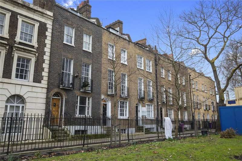 4 Bedrooms Terraced House for sale in Paradise Row, Bethnal Green, E2