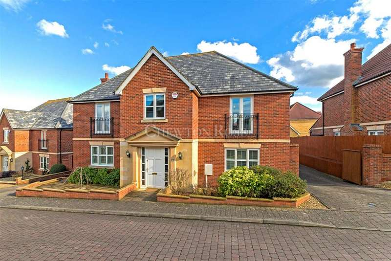5 Bedrooms Detached House for sale in Medbourne