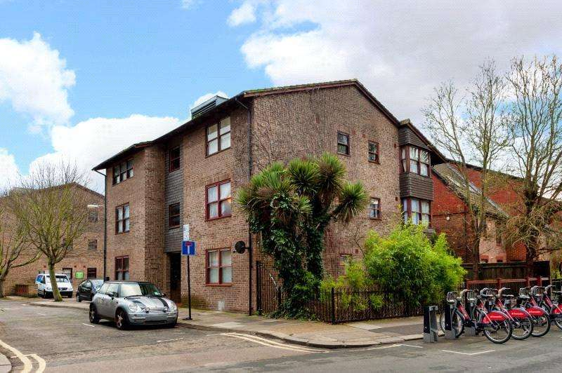 Studio Flat for sale in Spencer Mews, Greyhound Road, London, W6