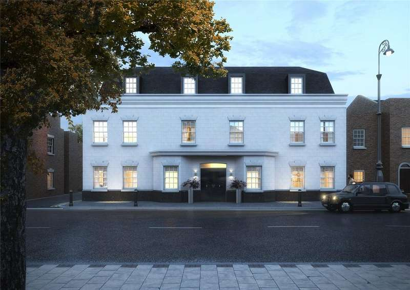 2 Bedrooms Flat for sale in Victoria Residences, 13-15 Victoria Street, Windsor, Berkshire, SL4