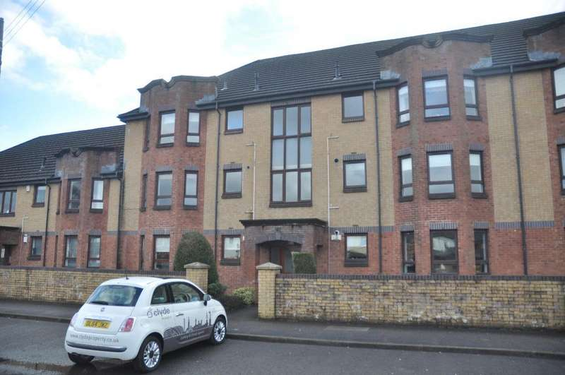 2 Bedrooms Flat for rent in Titwood Road, Shawlands, Glasgow, G41 3DG